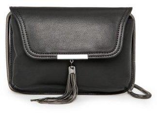MANGO Outlet Tassel Cross Body Bag