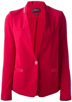 Isabel Marant trim detail blazer