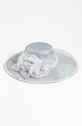 Nordstrom Wide Brim Sinamay Hat