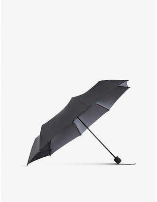 Fulton Mens Black Hurricane Small Umbrella