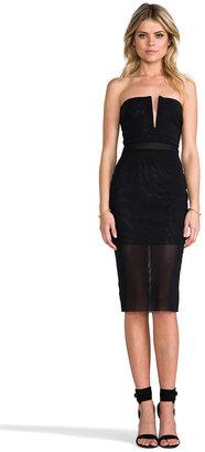 Bec & Bridge BEC&BRIDGE Kathy Strapless Dress