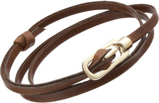 Miansai Leather Gamle Bracelet