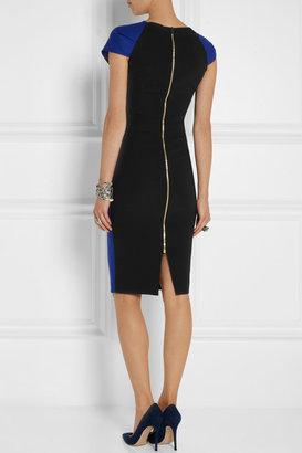 Roland Mouret Nepa wool-crepe dress