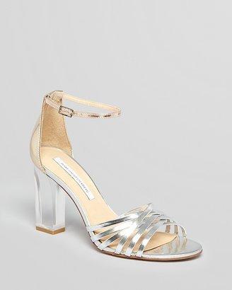 Diane von Furstenberg Sandals - Priene High Heel