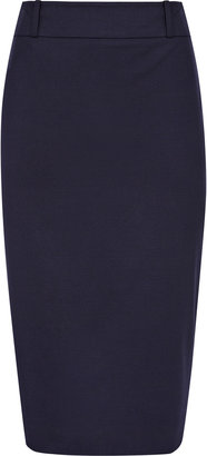 Reiss Lime TAILORED PENCIL SKIRT