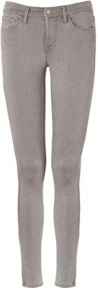 Frame Denim Le Skinny de Jeanne Jeans in Trocadero