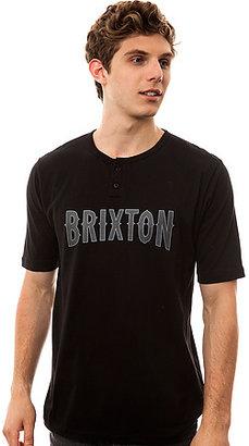 Brixton The Benson Jersey Tee