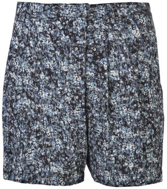 Sea folded shorts