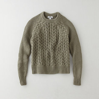 Acne ruth air sweater
