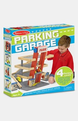 Melissa & Doug Toddler Parking Garage