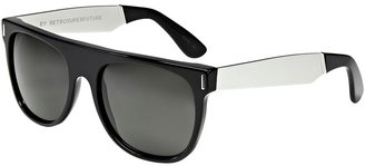 Super Flat Top (Black) - Eyewear