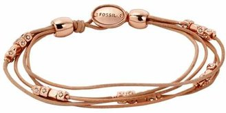 Fossil Multi-Strand Wrist Wrap an Bracelets