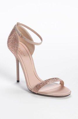 Gucci 'Noah' Crystal Sandal