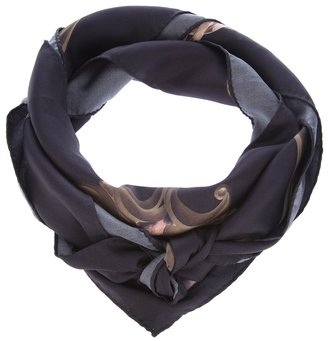 Emma Cook printed scarf
