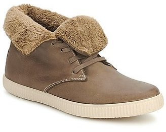 Victoria 6786 women's Shoes (High-top Trainers) in Brown