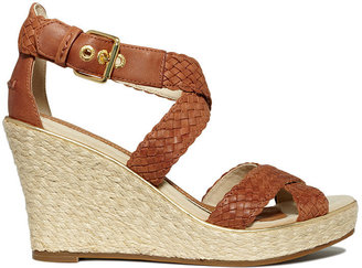 Sperry Women's Harbordale Platform Wedge Sandals
