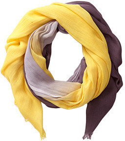 San Diego Hat Company BSS1504OS Ombre Dyed Scarf w/ Frayed Fringe