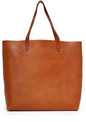 Madewell Transport Tote $168 thestylecure.com