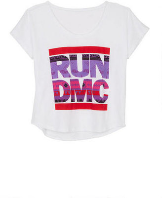 Delia's Run DMC Aztec Tee