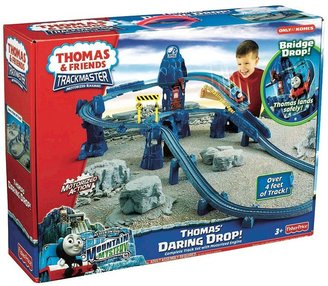 Thomas & Friends blue mountain quarry playset by fisher-price