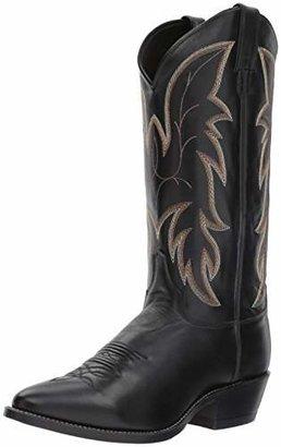 "Justin Boots Men's U.S.A. 13"" Classic Western Boot Medium Round Toe"