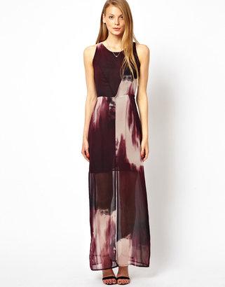 Love Printed Maxi Dress