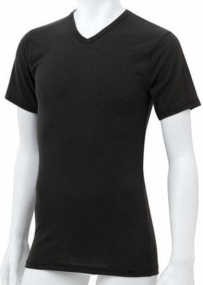Wacoal (ワコール) - [ワコールメン]薄軽暖 半袖シャツ