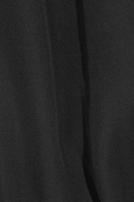 Kiki de Montparnasse Essentials silk and stretch-jersey bodysuit