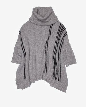 360 Sweater Exclusive Stripe Turtleneck