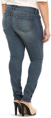 Torrid Skinny Jean - Light Wash (Short)