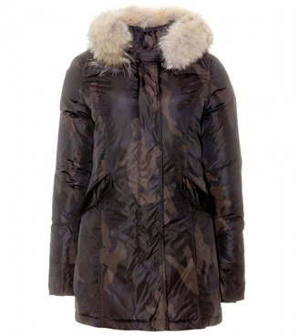 Woolrich MYTHERESA.COM EXCLUSIVE CAMOUFLAGE PARKA