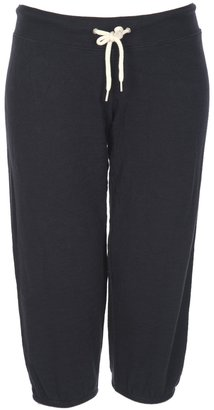 Monrow French Terry Cropped Sweatpants