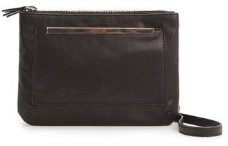 MANGO Double pouch shoulder bag
