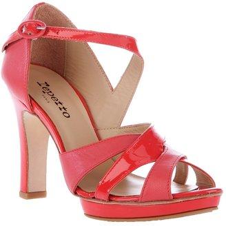 Repetto 'Pasteque' sandal