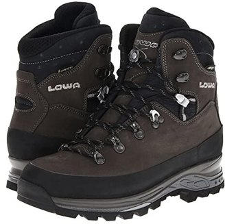 Lowa Tibet GTX(r) WS (Dark Gray/Navy) Women's Hiking Boots
