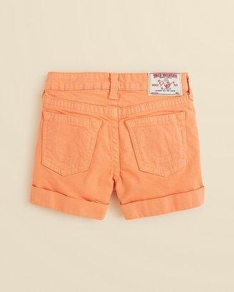 True Religion Girls' Heidi Shorts - Sizes 7-14