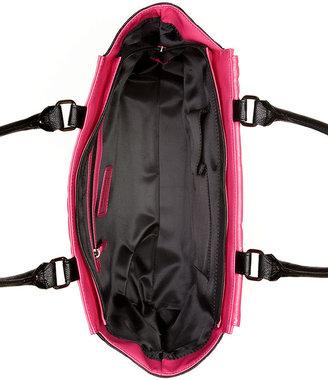 Hello Kitty Kitty Print Top Handle Bag
