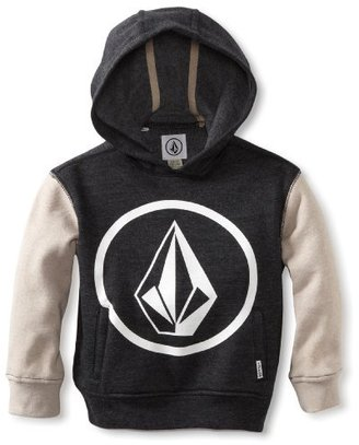 Volcom Boys 2-7 Little Youth Chesticle Fleece