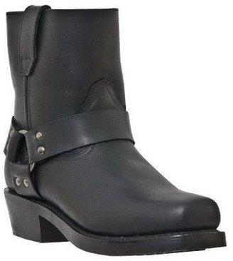 Dan Post Dingo Men's Leather Motorcycle Boots - Rev Up