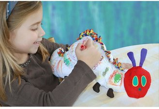"""Eric Carle Kids Preferred The World of The Very Hungry Caterpillar"""" Color Me Toy"""