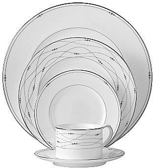 Royal Doulton Precious Platinum Dinnerware