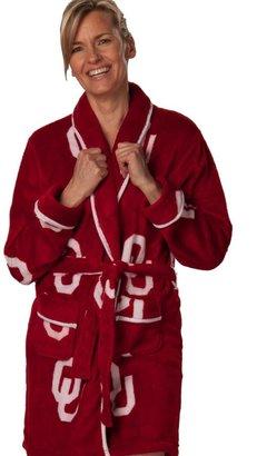 University of Oklahoma Ladies Fleece Bathrobe $54.99 thestylecure.com