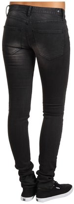 DC Skinny Jeans (Washed Out Black) - Apparel