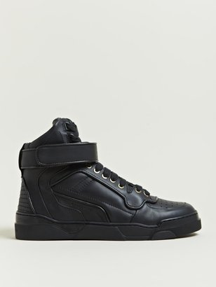Givenchy Women's Leather Hi-Top Sneakers