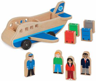 Melissa & Doug Kids' Airplane Toy Set