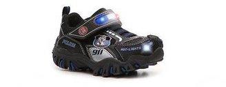 Skechers Damager Police II Boys Infant & Toddler Light-up Sneaker