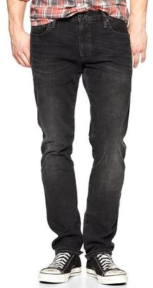 Gap 1969 Authentic Skinny Fit Jeans (Texas Crude Wash)