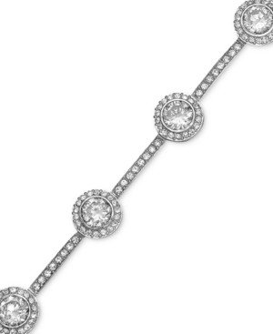 Eliot Danori Crystal Accent Bracelet, Created for Macy's