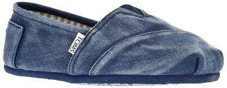 Toms washed look espadrille