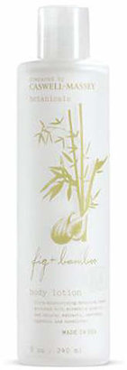 Caswell-Massey Fig and Bamboo Body Lotion by 8oz Lotion)